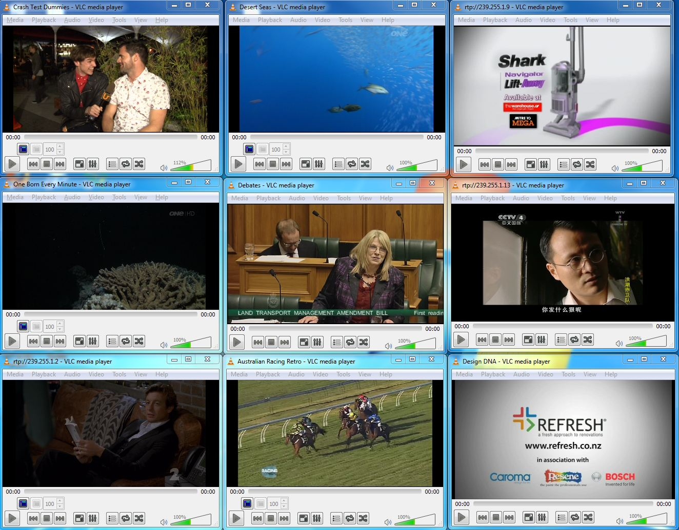 IPTV: How to stream all Freeview Channels on to your network